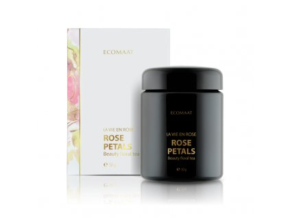 Damašská růže BIO čaj La Vie en Rose obal 1