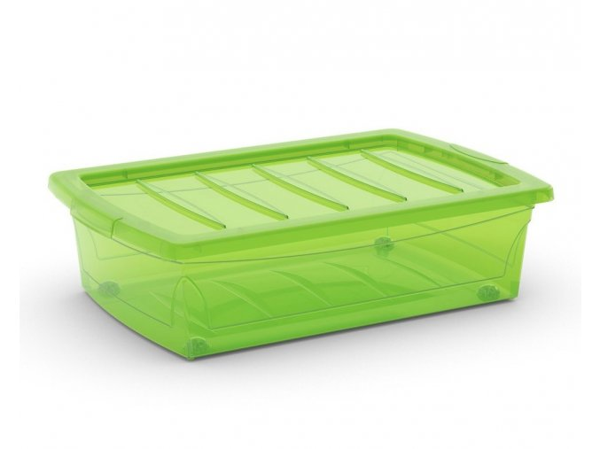 Spinning Box M zelená