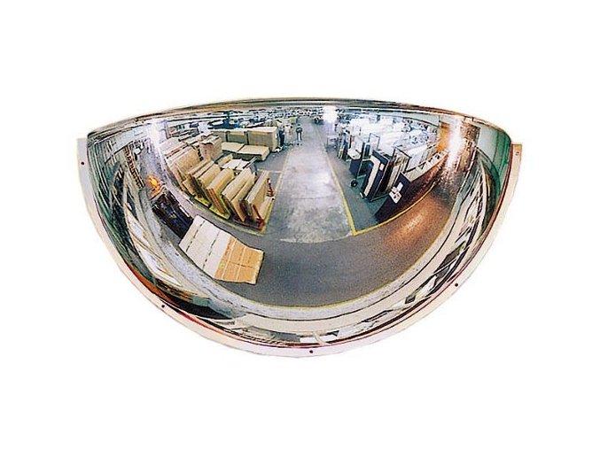 Hemisférické zrcadlo 800, 3 směry
