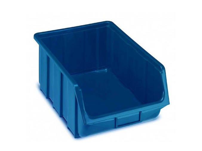 plastovy box ecobox 18 7 x 33 3 x 50 5 cm modry