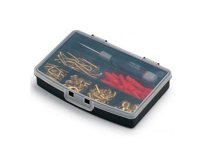 plastovy organizer 17x12 cm