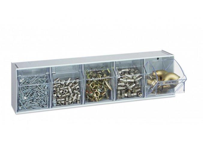 Zásuvkový modul, 5 zásuvek