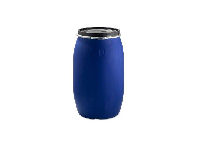 plastovy sud s vikem 120 litru