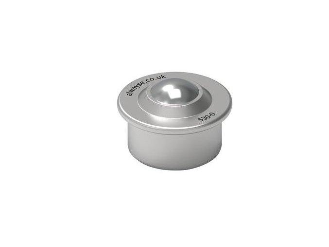 kulickova kladka s prirubou pro nasouvani prumer 30 mm 1650188b