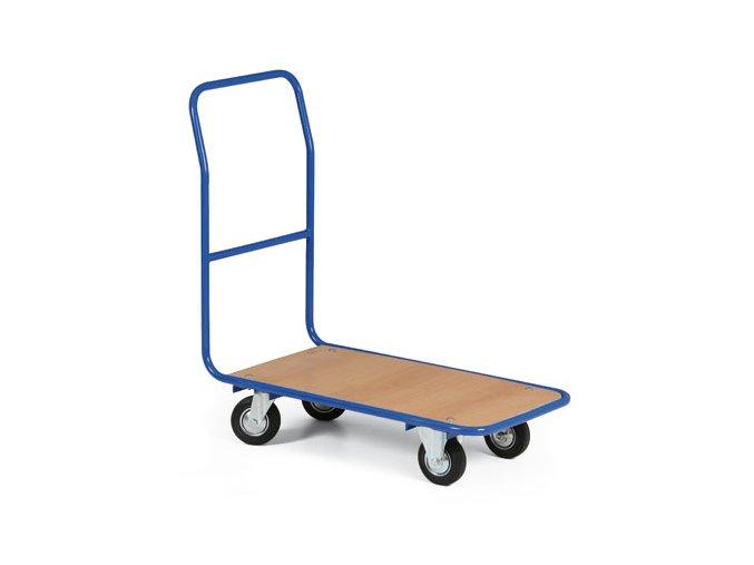Lehký plošinový vozík, 300 kg