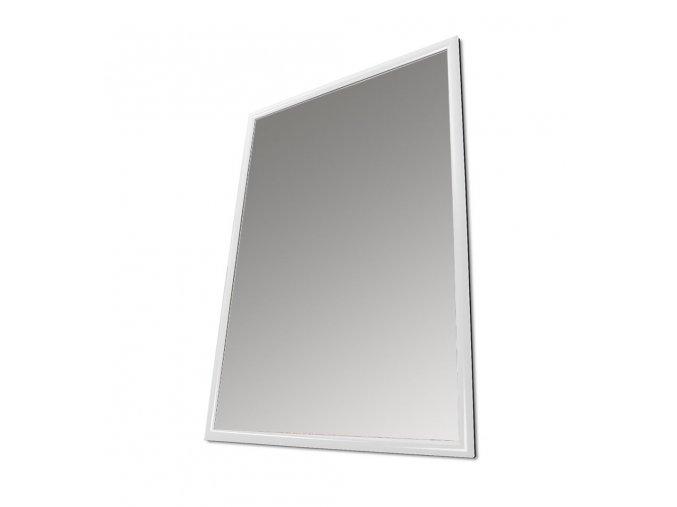 Plakátový rám, A4, bílý lak, ostré rohy