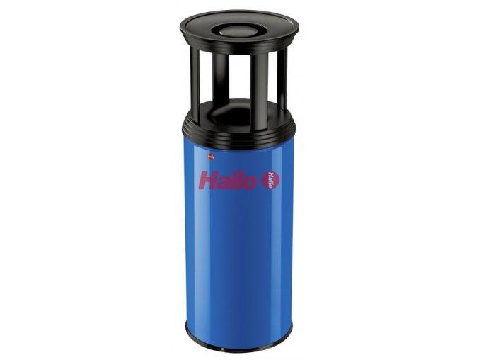 odpadkovy kos samozhaseci 50 l combi plus kovove modra