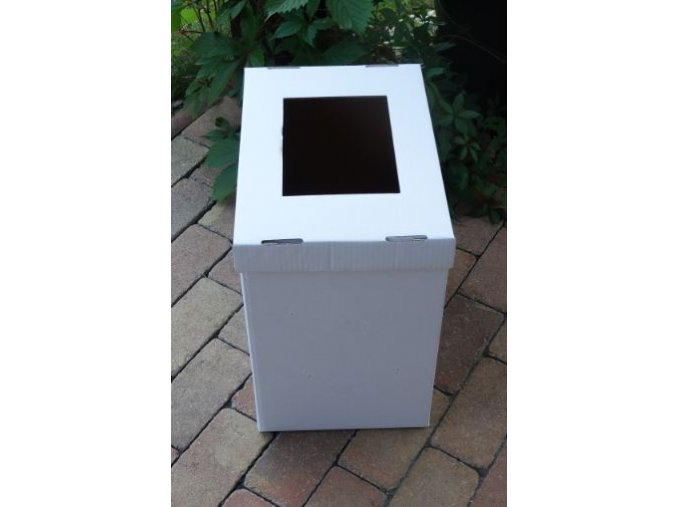 kartonovy eko kos na trideny odpad 35 litru