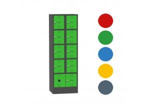 skrin na nabijeni mobilu barevne varianty