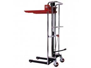 rucni vysokozdvizny vozik do 400 kg vyska zdvihu 1 500 mm 2