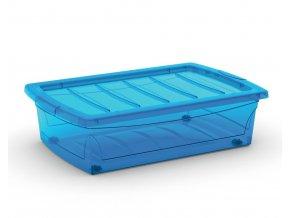 Spinning Box M modrá
