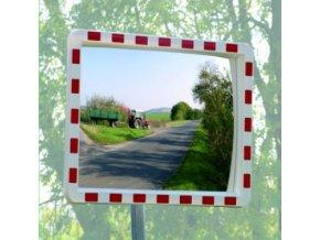 zrcadlo dopravni mensi skladem levne