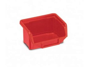 plastovy box ecobox 5 3 x 10 9 x 10 cm cerveny
