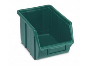 plastovy box ecobox 16 7 x 22 x 35 5 cm zeleny