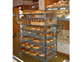 regaly do pekaren