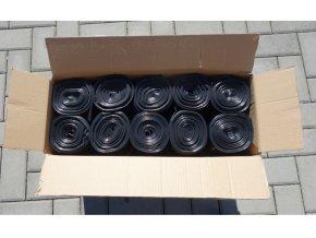 odpadkove pytle 120 l 60 mikrnu cerne 250 ks