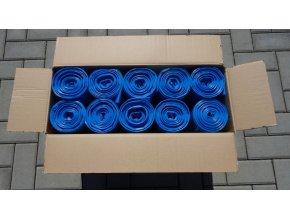 odpadkove pytle 120 l 60 my kvalitni modre 250 ks