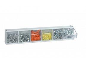 Zásuvkový modul, 6 zásuvek