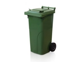 popelnice 120 l plastova zelena