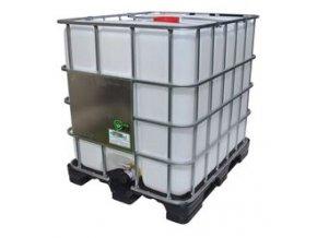 IBC kontejner repasovaný, potravinářský atest