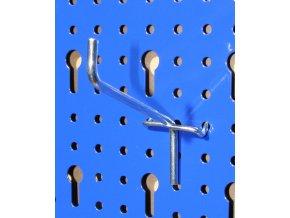 Háček malý pozinkovaný, 7 cm