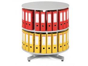 Přídavné patro pro archivační skříň, šedý