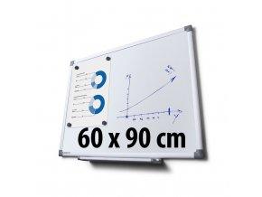Tabule magnetická, 60 x 90 cm