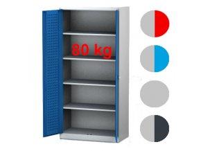 dilenska skrin perforace ve dverich skladem 80 kga