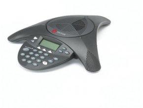 soundstation audiokonference s moznosti pripojeni mikrofonu