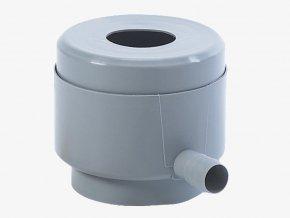 sberac destove vody s filtrem sedy