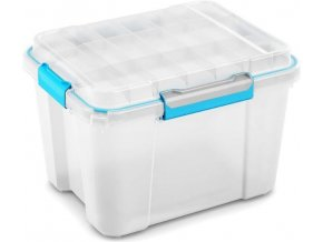 vodotesny box plastovy bily