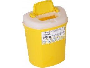 nadoba na nemocnicni odpad 5,5 litru