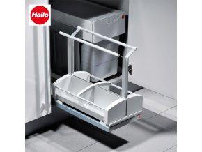 Vestavný mobilní přenosný výsuvný systém, Hailo CARRY