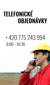 Objednávejte po telefonu - +420 775 243 994