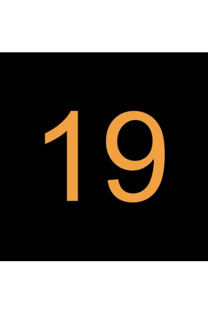 19# N122904 ŠROUB M3.5 X 0.6