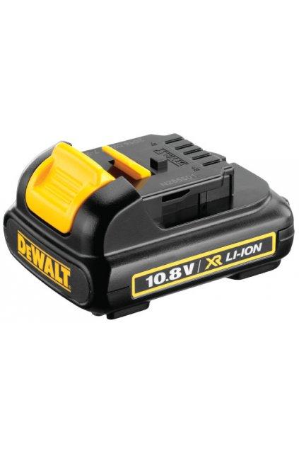 450 dcb125 dewalt nasunovaci baterie 10 8 volt xr li ion s kapacitou 1 3 ah