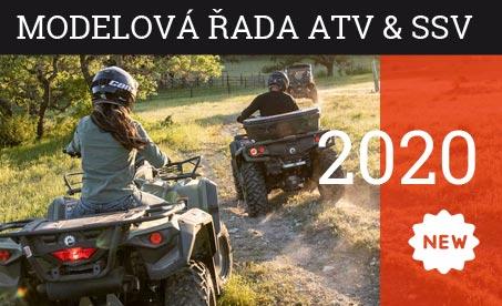 Modelová řada ATV  a SSV