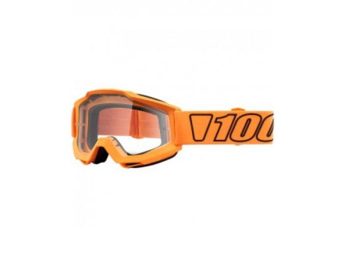 Brýle s čirým sklem MX GOGGLE