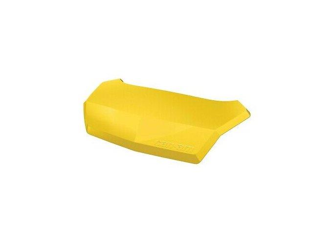 Žluté lemy pro plastový box LinQ 124l G2, G2S