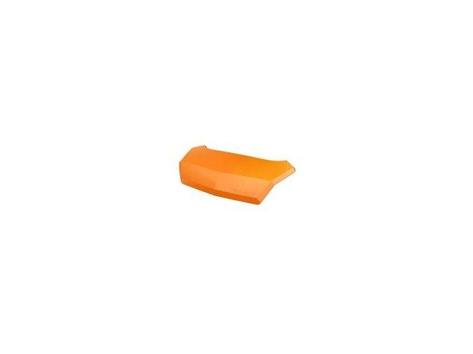 Oranžové lemy pro plastový box 124l G2, G2S