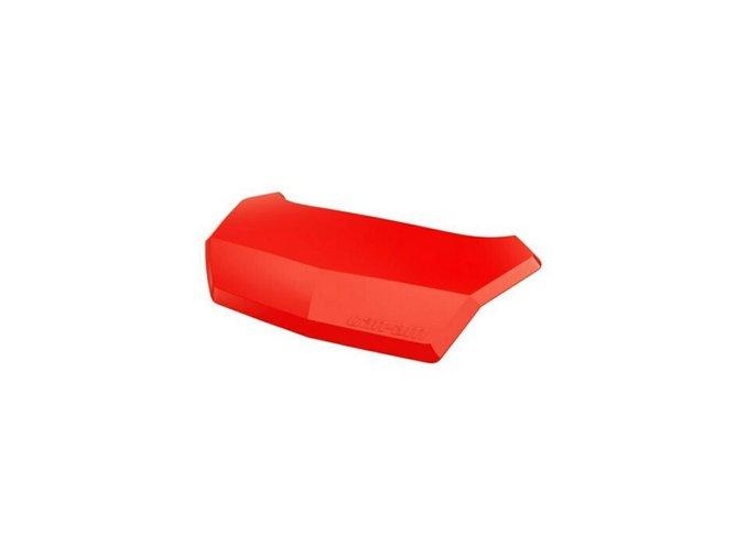 Sytě červené lemy pro plastový box 124l G2, G2S