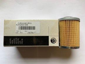 olejový filtr uni