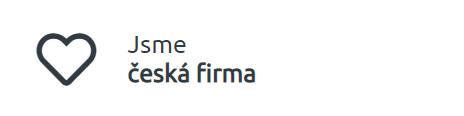 Jsme česká firma