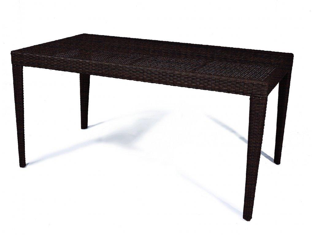670007 Dallas jídelní stůl 150x80
