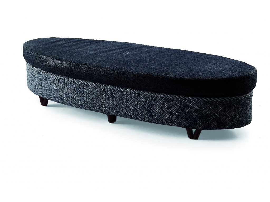 Basket 3 Seater Footstool CRB0209 170