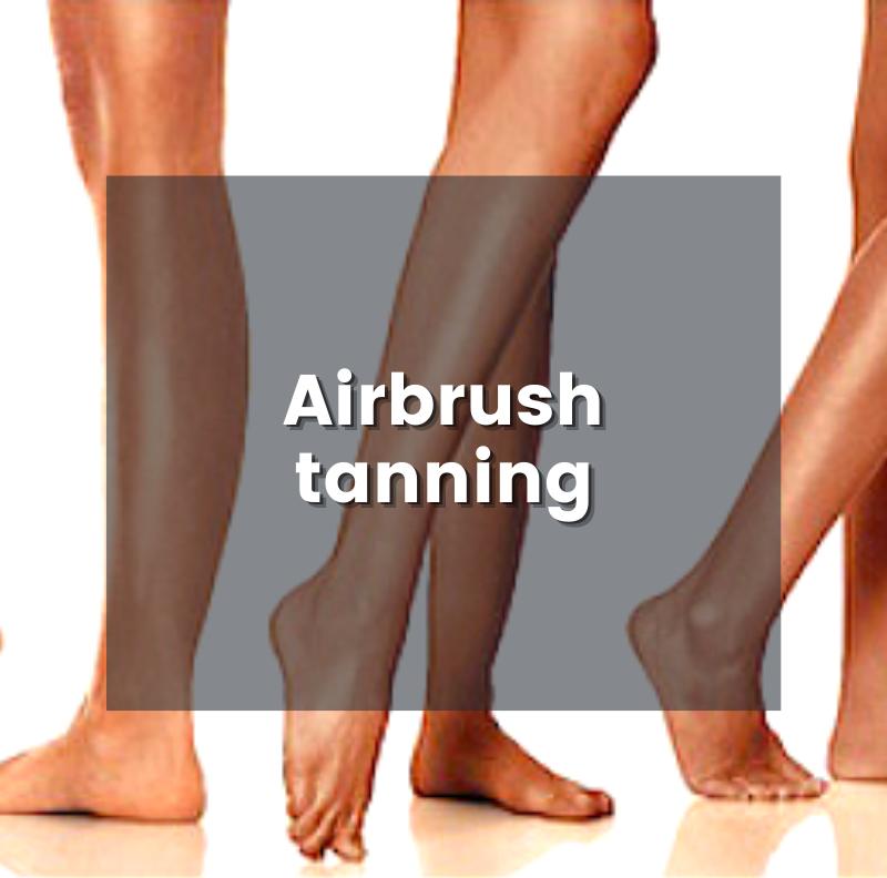 Dinair Airbrush tanning Airtan