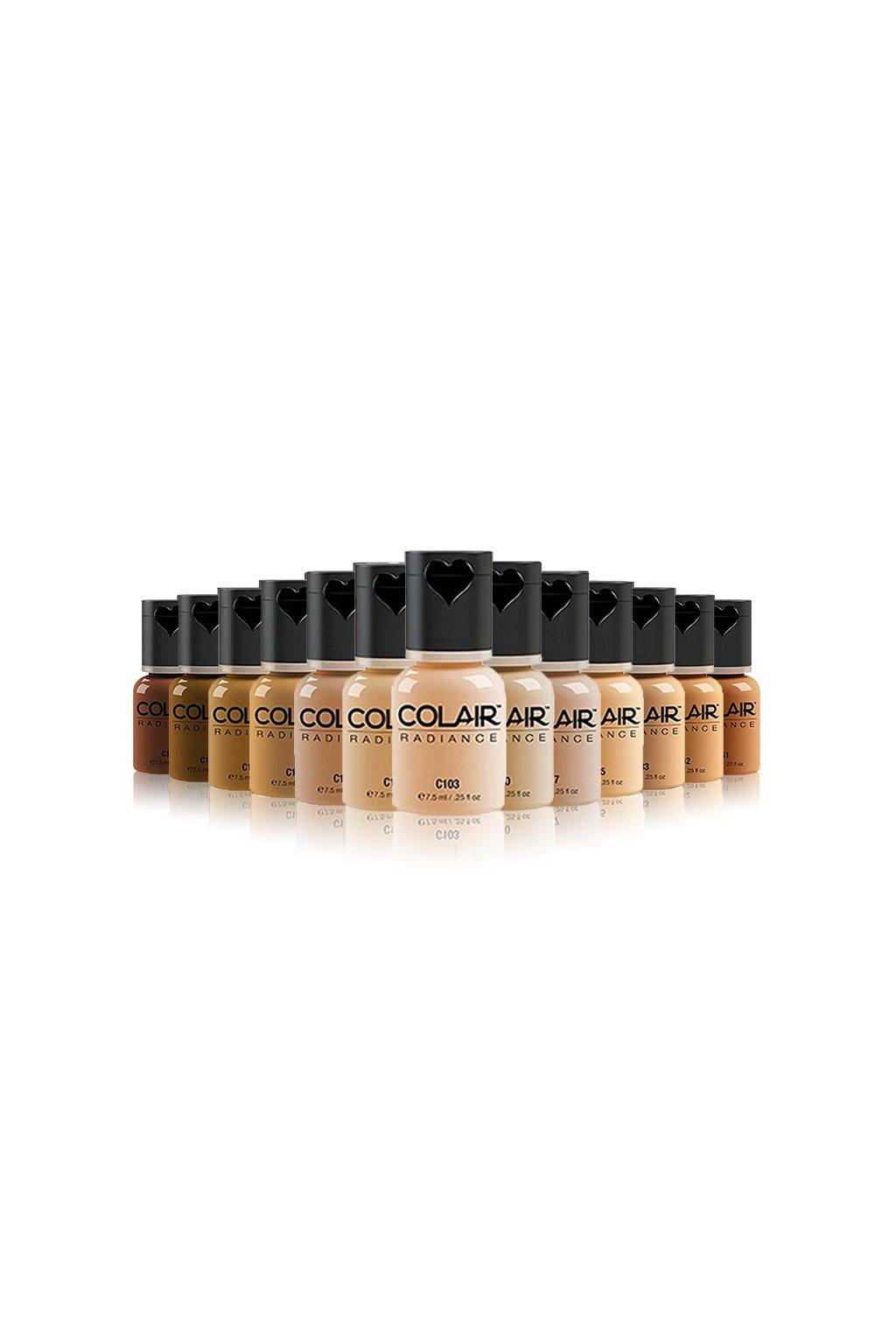 Dinair Airbrush Make-up RADIANCE satin