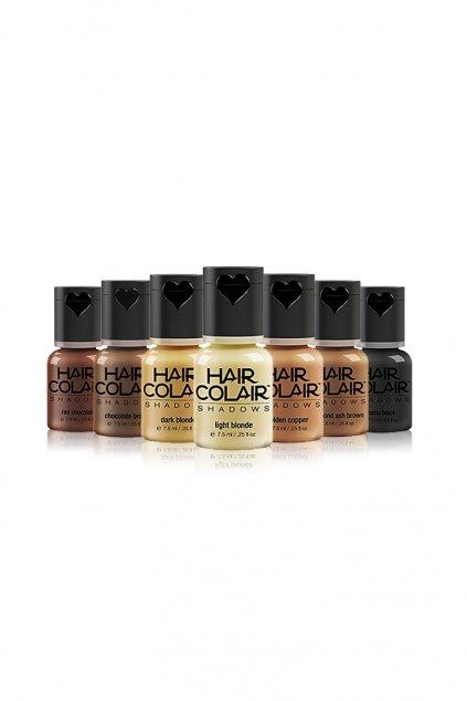 Dinair Airbrush Hair COLAIR shadows