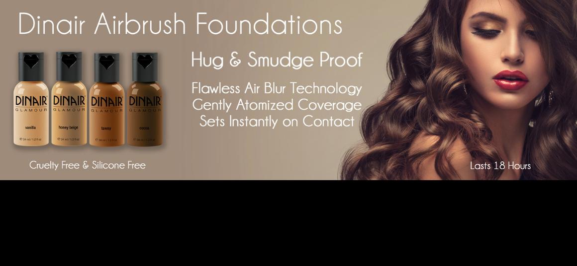 Airbrush make-up - vše v jednom