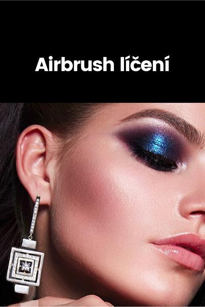 Airbrush líčení